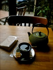 tea at Nambodai