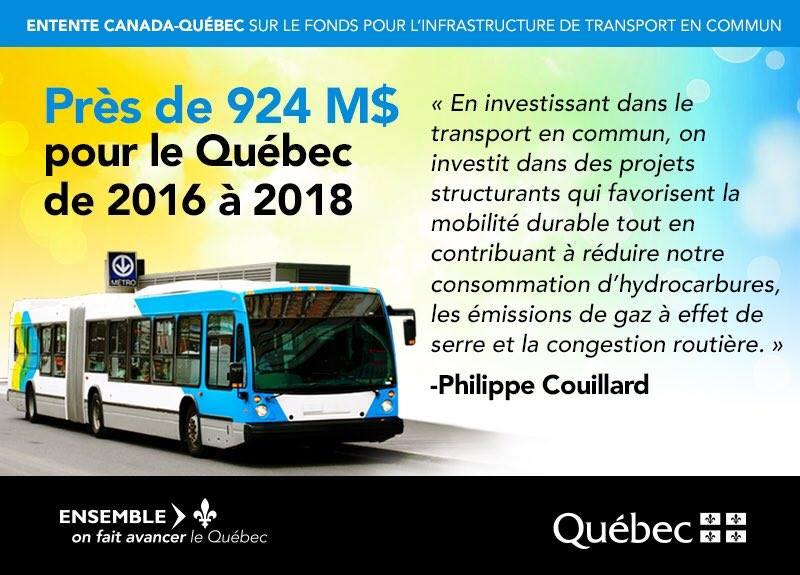 Annonce sur la page Facebook de Jean-Marc Fournier (5 juillet 2016)