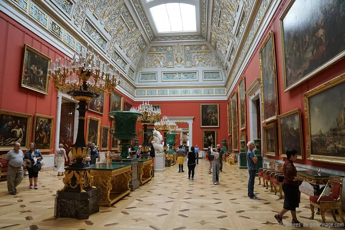 Hermitage museum guide st petersburg russia for Tour hermitage
