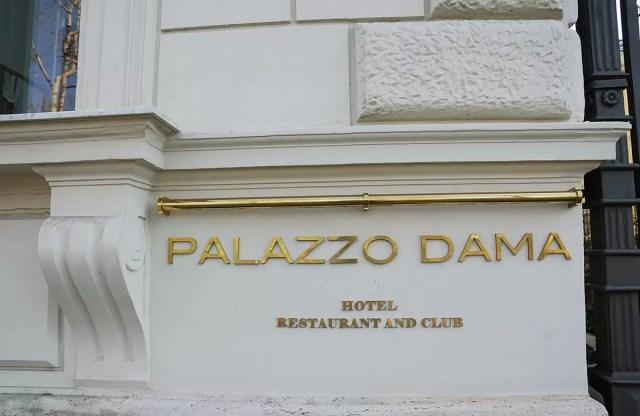 palazzo dama rome