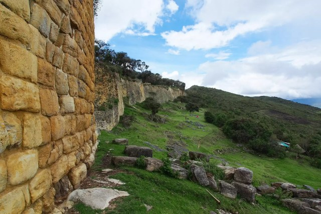 The ancient fortress of Kuelap - just one many amazing things to do in Peru