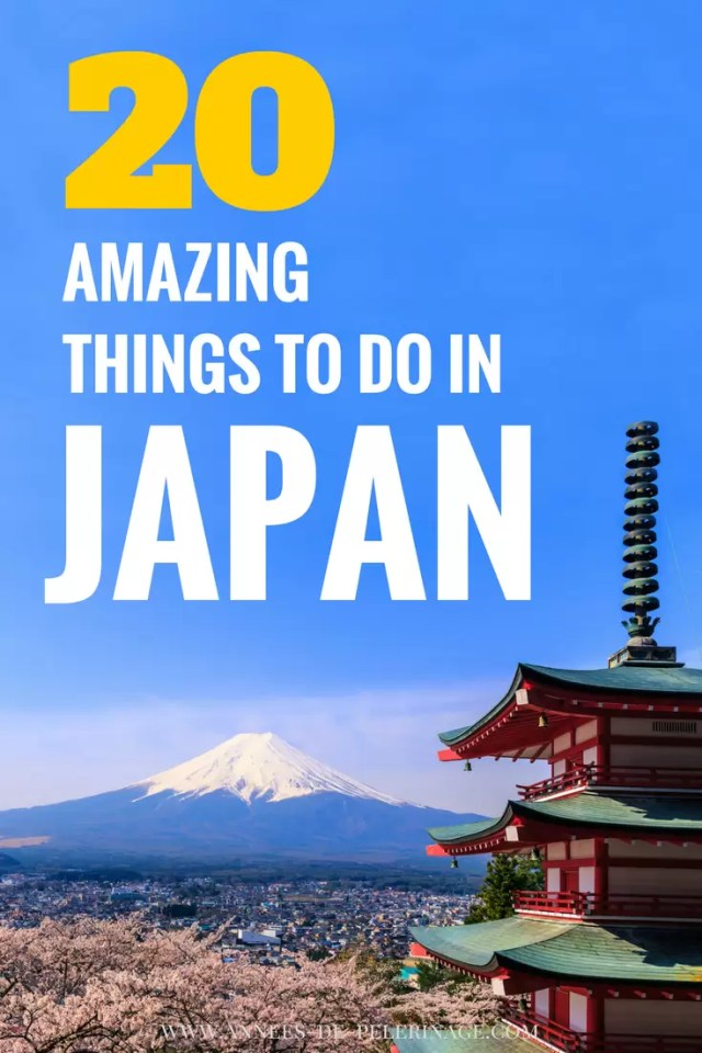 The 20 best things to do in japan plan your perfect for Visit tokyo