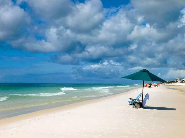 Best Quiet Beaches Florida Panhandle