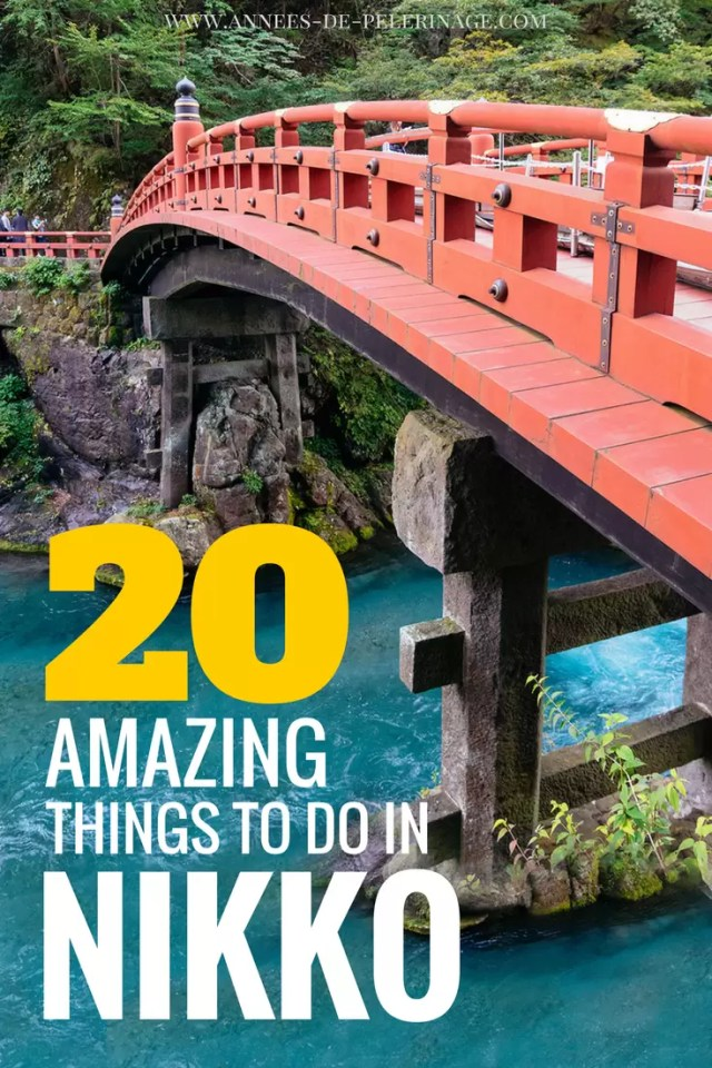 The 10 best things to do in Nikko, Japan. Stunning nature, ancient temples and spectacular UNESCO World Heritage sites - nikko has so many landmarks and tourist attractions that one day is barely enough to see half of it. But a daytrip to Nikko from Tokyo is certainly possible, even with a JR Pass from Shinjuku. Learn more in my free Nikko travel guide.