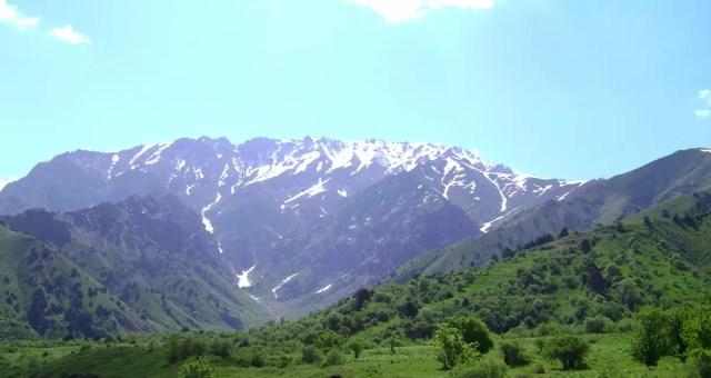 Ugam-Chatkal National park Uzbekistan