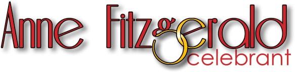 Logo Anne Fitzgerald Celebrant