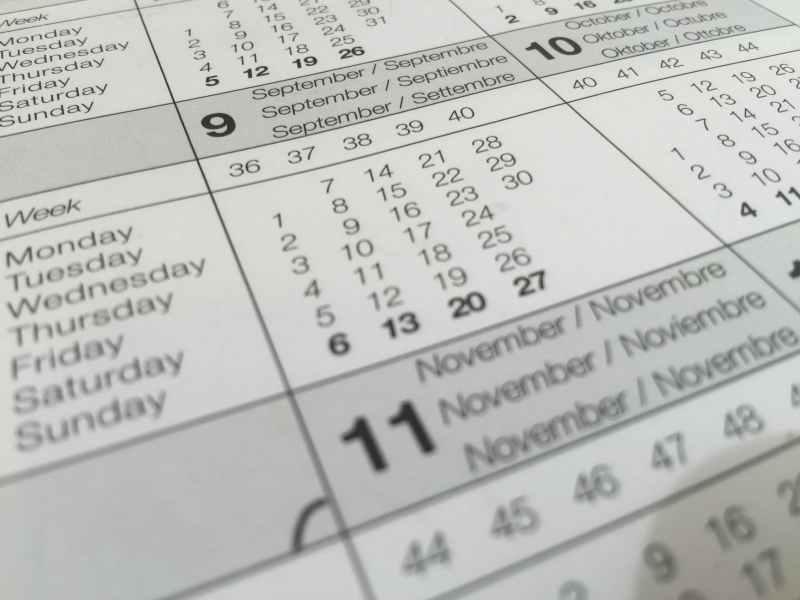Planning en agendabeheer