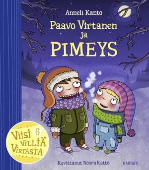 Anneli Kanto - Paavo Virtanen ja Pimeys