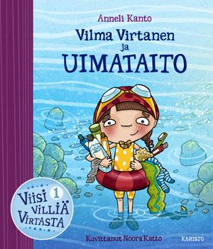 Anneli Kanto - Vilma Virtanen ja uimataito