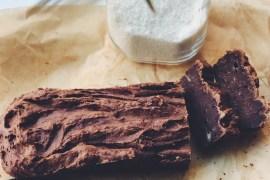 Glutenvrije cacao/kruidkoek