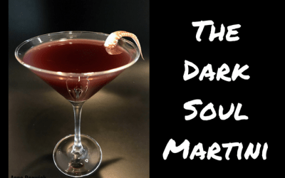 The Dark Soul Martini