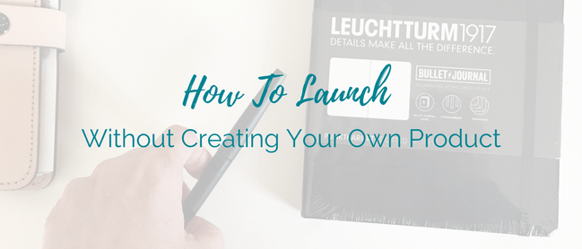 In this episode, we explore the conditions that would allow you to launch without creating your product or course.