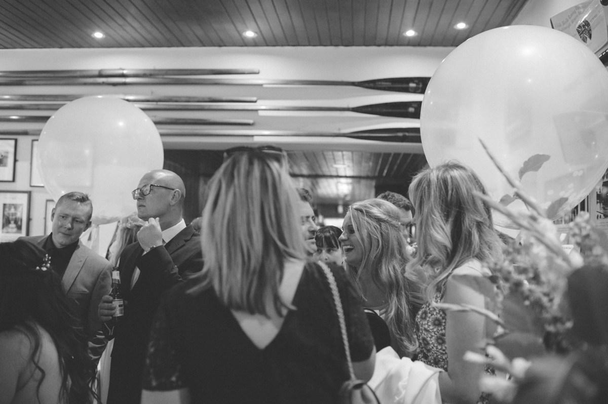 london rowing club wedding drinks reception