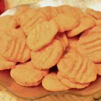 CHEESE WAFERS