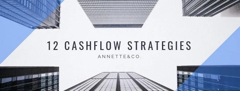 12 Cash flow Strategies For Your Online Business