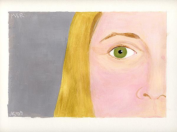 Portrait of Mer
