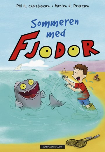 Cover of the new Fjodor book