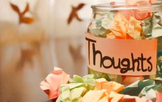 Thoughts- Annette Sloly Hypnotherapy
