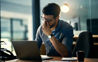 Burnout is killing his career- Annette Sloly Hypnotherapy