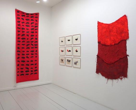 Installation View, Gallery Christoffer Egelund, CPH, DK, 2015