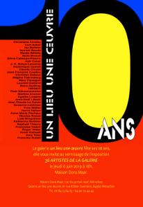 Galerie Un Lieu Une Cevre – 10 Ans