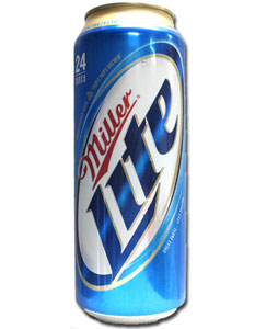 Miller Lite 16 Oz Can