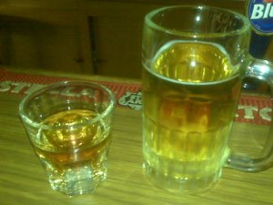 A Shot & A Beer At The Annex