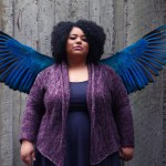 Modessa Jacobs as Farishta, Photography by David Le