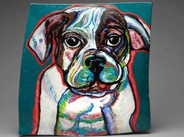 Neon Bulldog