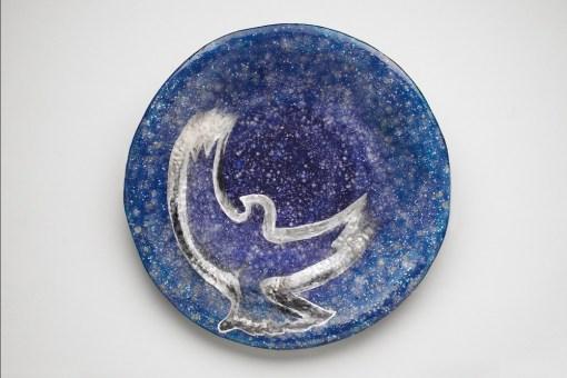 Dove of peace platter