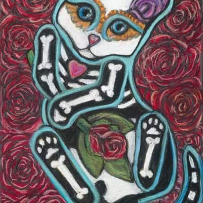 All Souls Day Kittenz: Samson