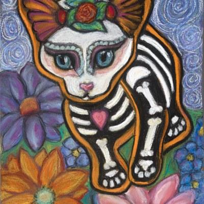 All Souls Day Kittenz: LeeLah
