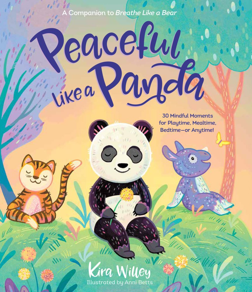 Cover of Peaceful Like a Panda