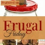Featured on Frugal Fridays