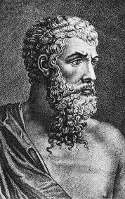 -Aristophanes-(The greatest representative of ancient Greek comedy, 450-385 BC)
