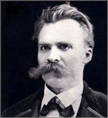 -Friedrich Nietzsche-(German classical Scholar, Philosopher and Critic of culture, 1844-1900)