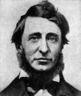 -Henry David Thoreau-(American Essayist, Poet and Philosopher, 1817-1862)