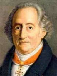 -Johan Wolfgang von Goethe-(German Playwright, Poet, Novelist and Dramatist. 1749-1832)
