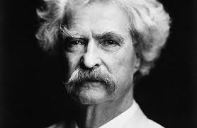 -Mark Twain-(American Humorist, Writer and Lecturer. 1835-1910)