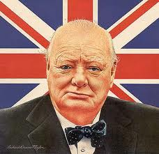 Adventure quote rom -Winston Churchill-(British Orator, Author and Prime Minister during World War II. 1874-1965)