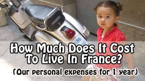 Find out how much it cost to live in France; based on our family of 5 actual expenses