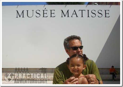 visit the musee-matise in Nice France