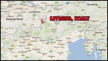 Livigno-Italy