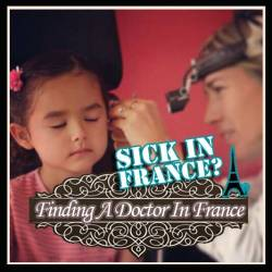 finding a doctor in france