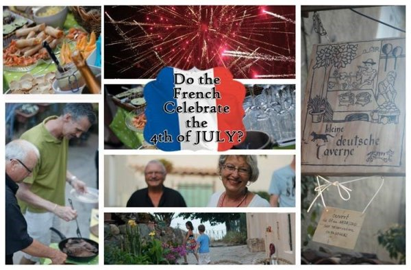 Do the French celebrate the fourth of July?
