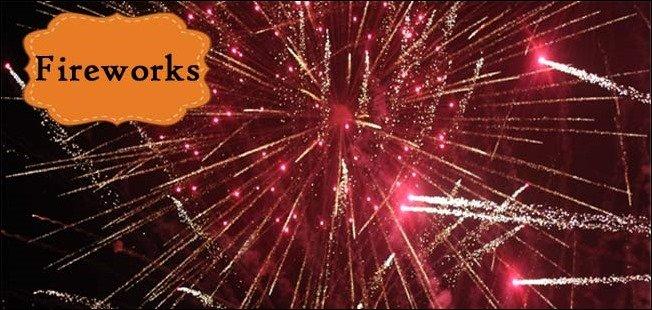 14July Bastille fireworks