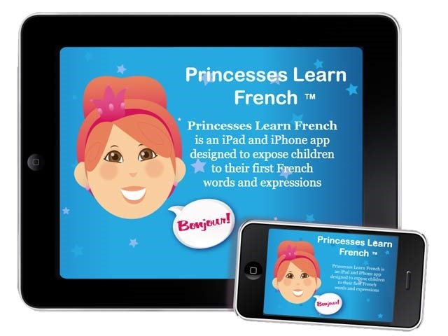 Use your tablet to learn a language while you travel