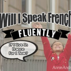 speak french fluently