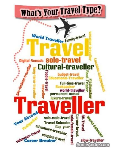 A year in France is great but is it really the best travel adventure for you? Here are over 15 different travel types and travel adventures you can go on instead!