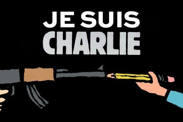 Je-suis-charlie-gun pencil